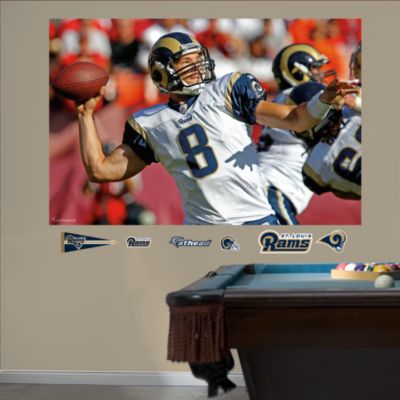 Mario Manningham Super Bowl XLVI Sideline Catch Mural Fathead Wall Decal
